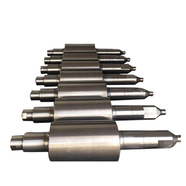 BAR AND WIRE-ROD MILL ROLLS